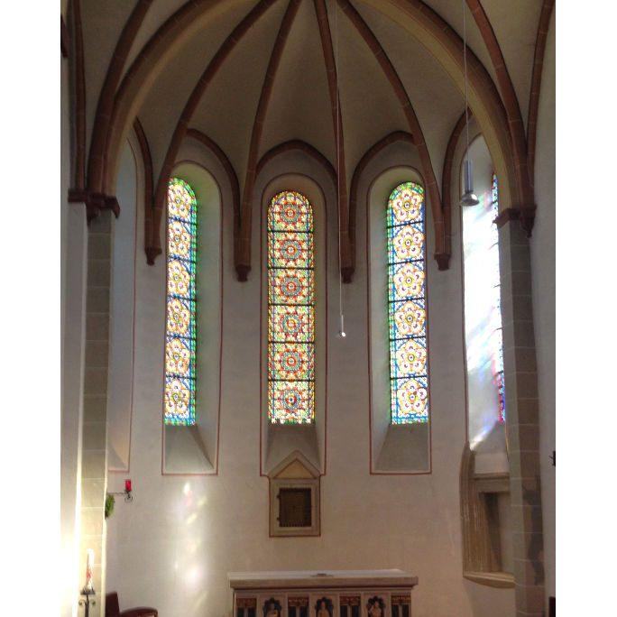 Apsis St. Antonius Seligenthal