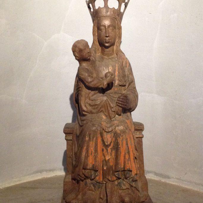 Gottesmutter Sedis Sapientiae St. Antonius Seligenthal