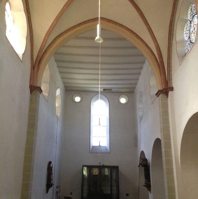 Eingang St. Antonius Seligenthal