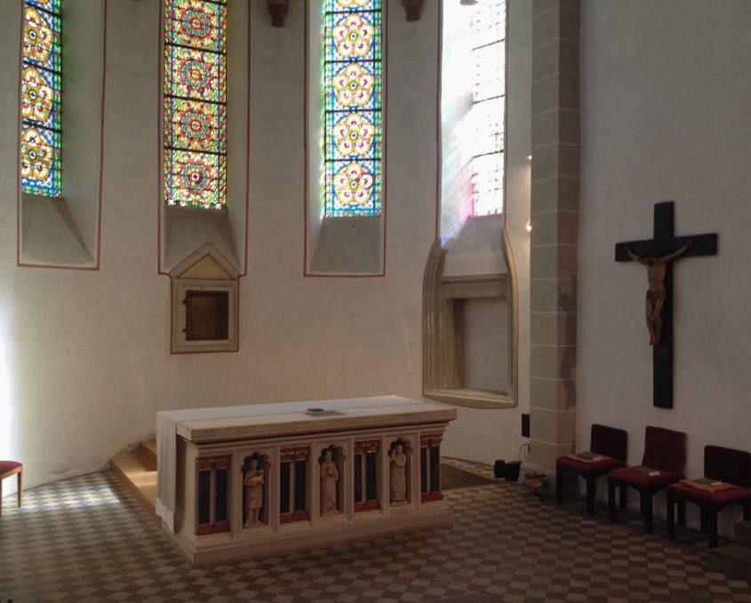 Presbyterium St. Antonius Seligenthal