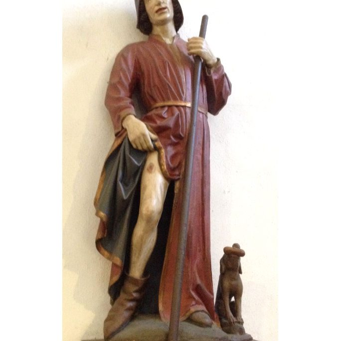 hl. Rochus - St. Antonius Seligenthal