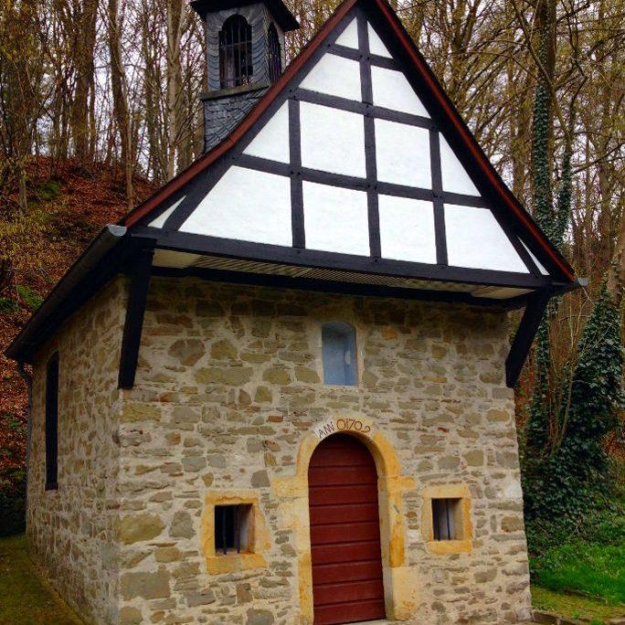 Rochuskapelle St. Antonius Seligenthal 1709