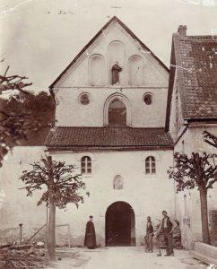 historische Ansicht von Seligenthal