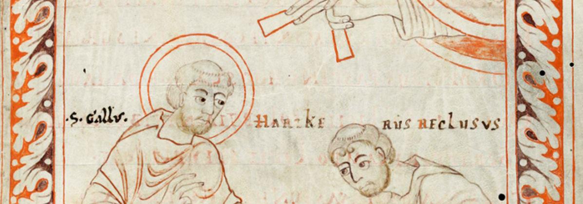 St. Gallus und Harkerus