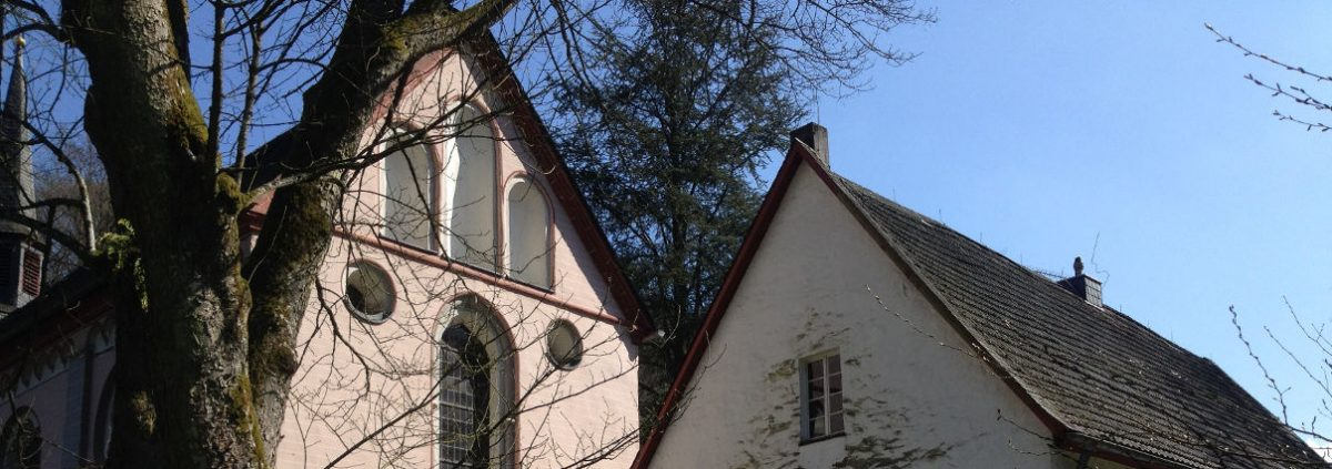 Außenansicht St. Antonius Seligenthal
