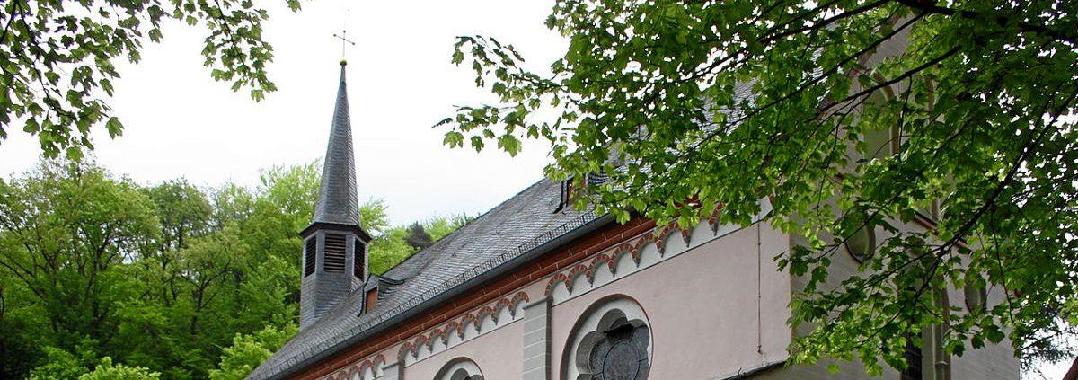 St. Antonius Seligenthal von Nordwesten